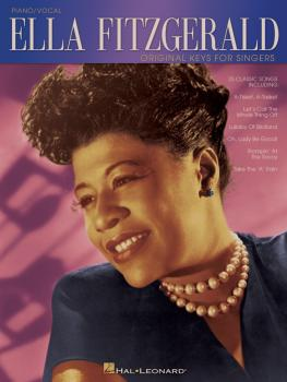 Ella Fitzgerald - Original Keys for Singers (HL-00740252)