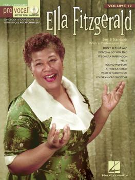 Ella Fitzgerald: Pro Vocal Women's Edition Volume 12 (HL-00740378)