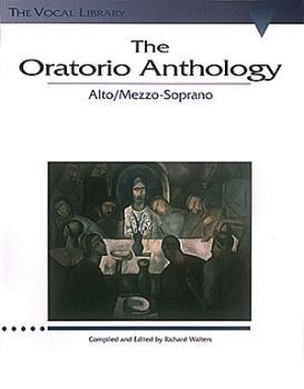 The Oratorio Anthology: The Vocal Library Mezzo-Soprano/Alto (HL-00747059)