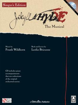 Jekyll & Hyde - The Musical: Singer's Edition (HL-02501547)