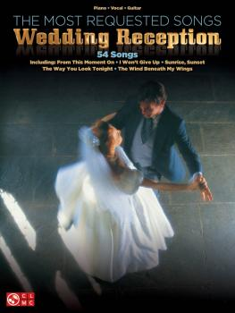 The Most Requested Wedding Reception Songs (HL-02501750)