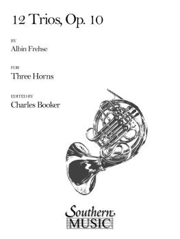 12 Trios (Horn Trio) (HL-03770223)