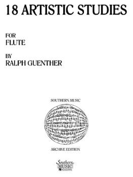 18 Artistic Studies (Flute) (HL-03770545)