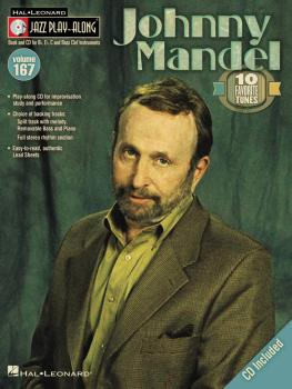 Johnny Mandel: Jazz Play-Along Volume 167 (HL-00103642)