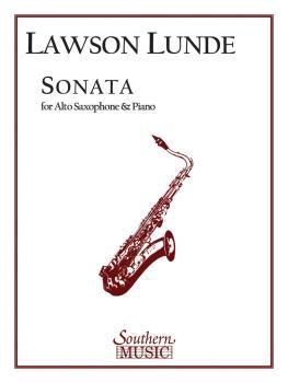 Sonata (Alto Sax) (HL-03774405)