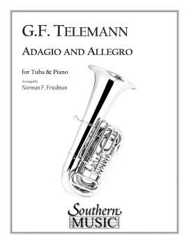 Adagio and Allegro (Tuba) (HL-03774803)