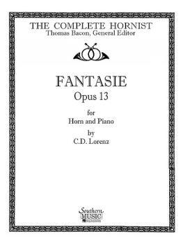 Fantasie (Fantasy Fantaisie), Op. 13 (Horn) (HL-03775362)