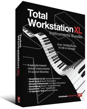 Total Workstation XL (Instruments Bundle) (IK-00113433)