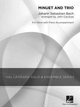 Minuet and Trio (Grade 2.5 Oboe Solo) (HL-04002808)