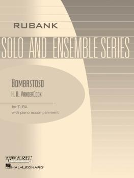 Bombastoso (Caprice): Tuba Solo in C B.C. with Piano - Grade 2.5 (HL-04479313)