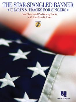 The Star-Spangled Banner - Charts & Tracks for Singers (with Recorded  (HL-00116754)