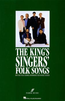 The King's Singers' Folk Songs (Collection) (HL-08740128)