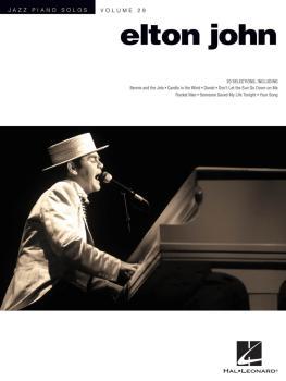 29. Elton John: Jazz Piano Solo Series Volume 29 (HL-00120968)