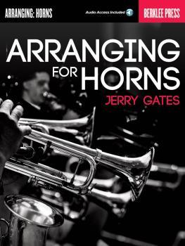 Arranging for Horns (HL-00121625)