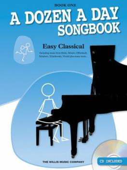 A Dozen a Day Songbook - Easy Classical, Book One (HL-00121741)