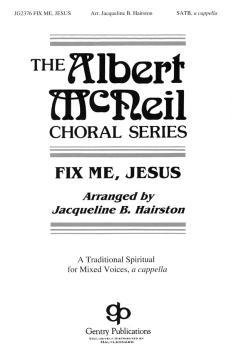 Fix Me Jesus (HL-08747108)