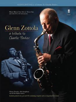 A Tribute to Charlie Parker: Music Minus One Alto Sax (HL-00121921)