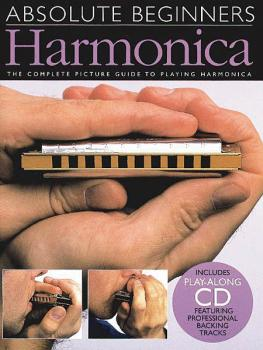 Absolute Beginners - Harmonica (HL-14001007)