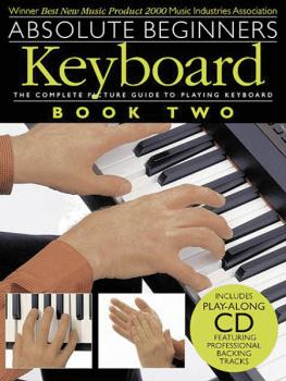 Absolute Beginners: Keyboard - Book 2 (HL-14001014)
