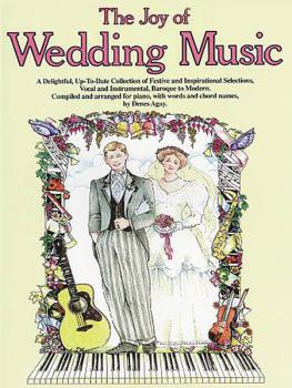 The Joy of Wedding Music (Piano Solo) (HL-14001270)