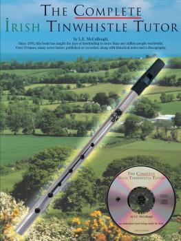 The Complete Irish Tinwhistle Tutor (HL-14007258)