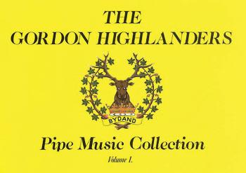 The Gordon Highlanders Pipe Music Collection - Volume 1 (HL-14012992)