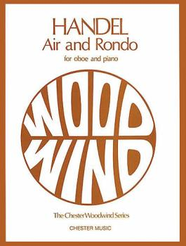 Air and Rondo for Oboe and Piano (HL-14014371)