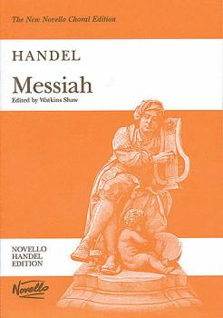 Messiah: Vocal Score, Paperpack (HL-14021327)