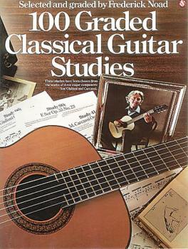 100 Graded Classical Guitar Studies (HL-14023154)