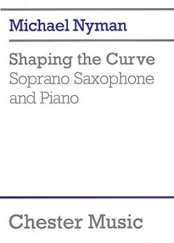 Shaping the Curve (for Soprano Saxophone and Piano) (HL-14023663)