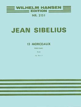 13 Pieces Op. 76, No.2 - Etude (Piano) (HL-14030092)