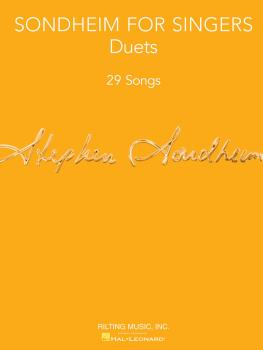 Sondheim for Singers (Duets 29 Songs) (HL-00124183)