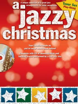 A Jazzy Christmas (Tenor Sax) (HL-14037682)