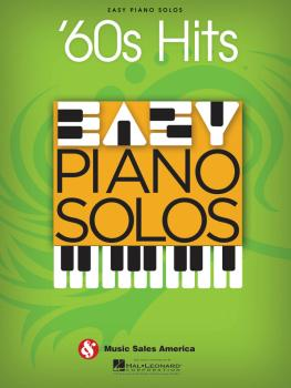 '60s Hits - Easy Piano Solos (HL-14041282)