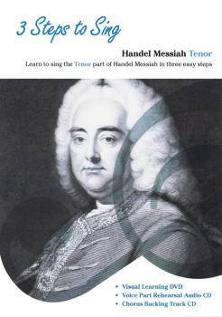 3 Steps to Sing Handel Messiah: Learn to Sing the Tenor Part of the Ha (HL-14043212)