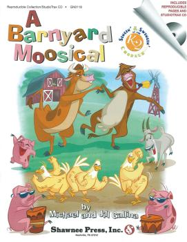 A Barnyard Moosical: Singin' & Swingin' at the K-2 Chorale Series (HL-35001684)