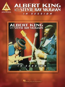 Albert King with Stevie Ray Vaughan - In Session (HL-00124869)