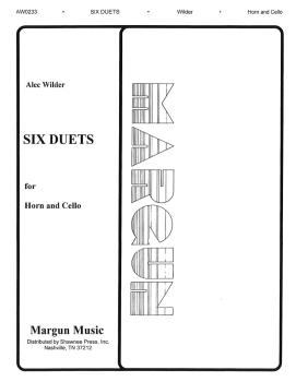6 Duets for Horn and Cello (HL-35020543)