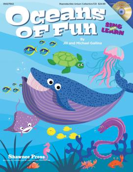 Oceans of Fun (Sing and Learn) (HL-35027842)