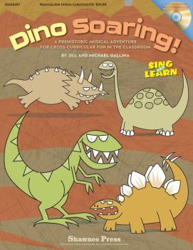 Dino Soaring!: A Prehistoric Musical Adventure for Cross-Curricular Fu (HL-35028287)