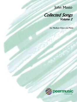 John Musto - Collected Songs: Volume 2 (Medium Voice) (HL-00128214)