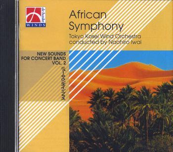 African Symphony Cd (HL-44000947)