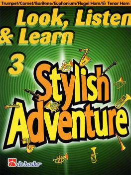 Look, Listen & Learn Stylish Adventure Trumpet/cornet/baritone/euph/fg (HL-44001364)
