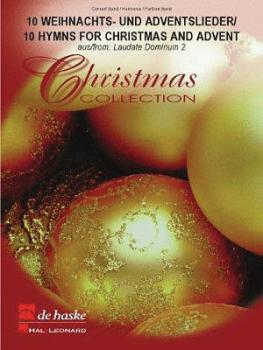 10 Hymns For Christmas And Advent Score And Parts (HL-44002595)