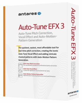Auto-Tune EFX 3: Auto-Tune Pitch Correction, Vocal Effect and Auto-Mot (AN-00130416)