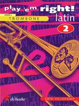 Play 'Em Right Latin - Vol. 2 (Vol. 2 - Trombone) (HL-44003330)