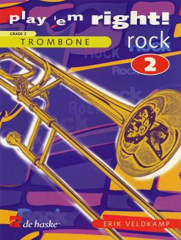 Play 'Em Right Rock - Vol. 2 (Trombone) (HL-44003340)