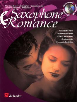 Alto Saxophone & Romance (HL-44003735)