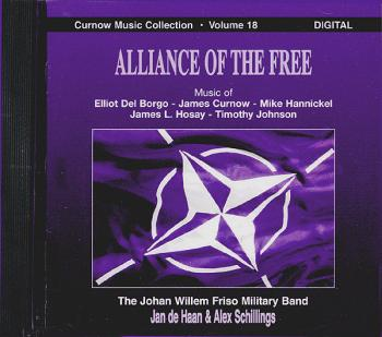 Alliance of the Free (Concert Band CD) (HL-44004182)