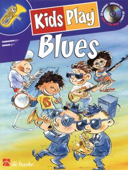 Kids Play Blues (Euphonium) (HL-44005532)
